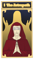 The Imperial Tarot -  The Astropath