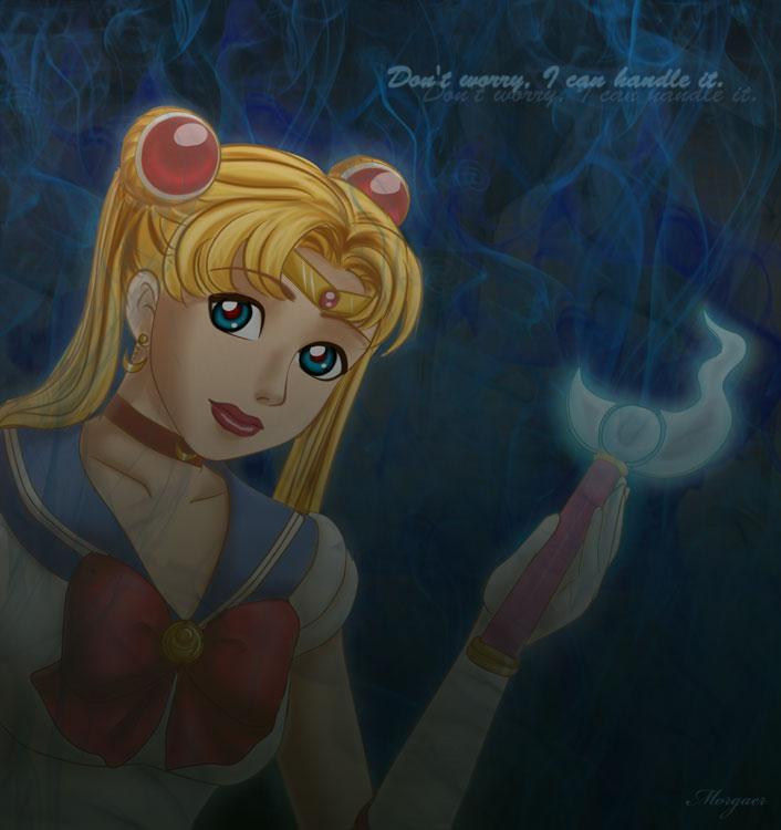 Warhammer 40k/Sailor moon crossover 2 by Morgaer
