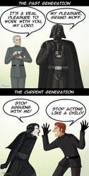 Dark Side generations