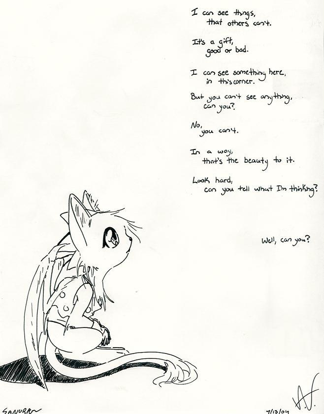 Something Here by ashkey