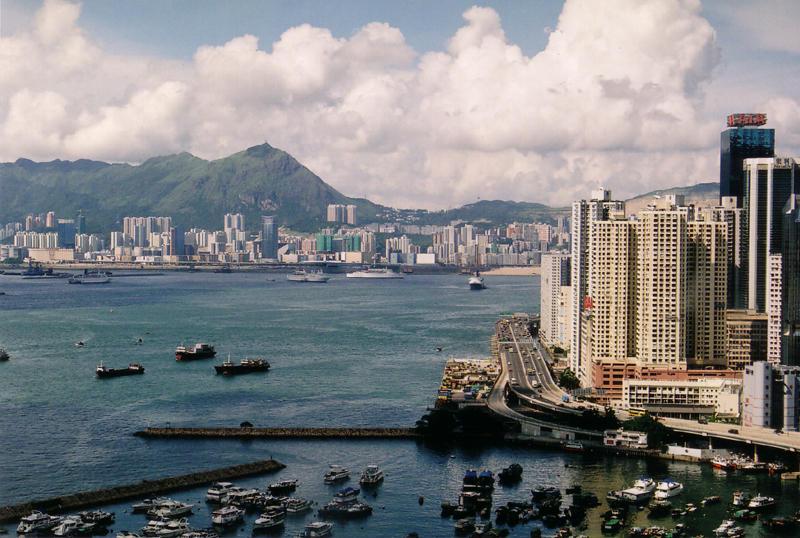 Hong Kong by ashkey
