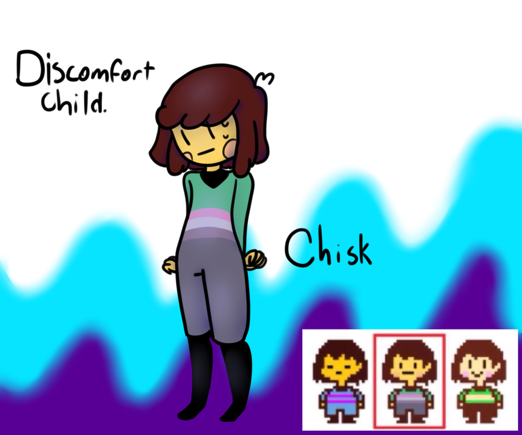 undertalediscomfort childchisk by 1daisythe