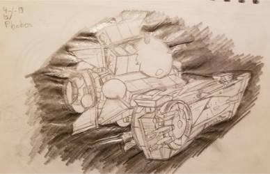 Phobos by Emmetalbenny