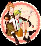 Hamburger Duo