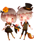 CR Quest - Halloween