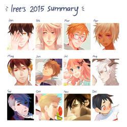 2015 art summary