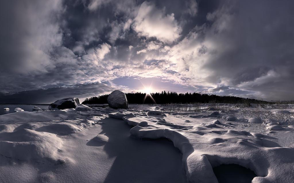 Last Ray of Light by BriceChallamel