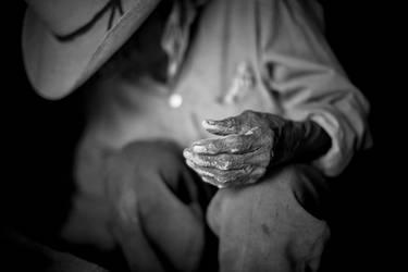 A Working Hand by BriceChallamel
