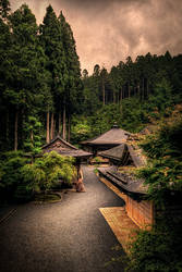 Zen Sanctuary by BriceChallamel