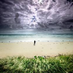 Walk on the Ocean by BriceChallamel