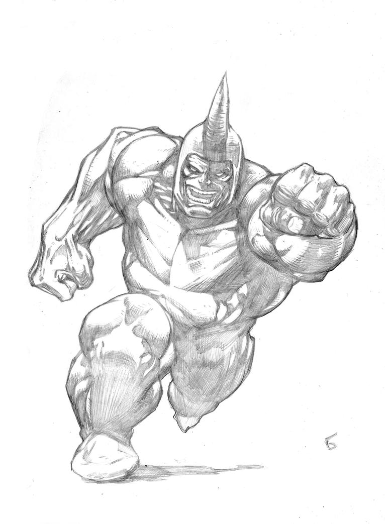 Rhino By Komus On Deviantart