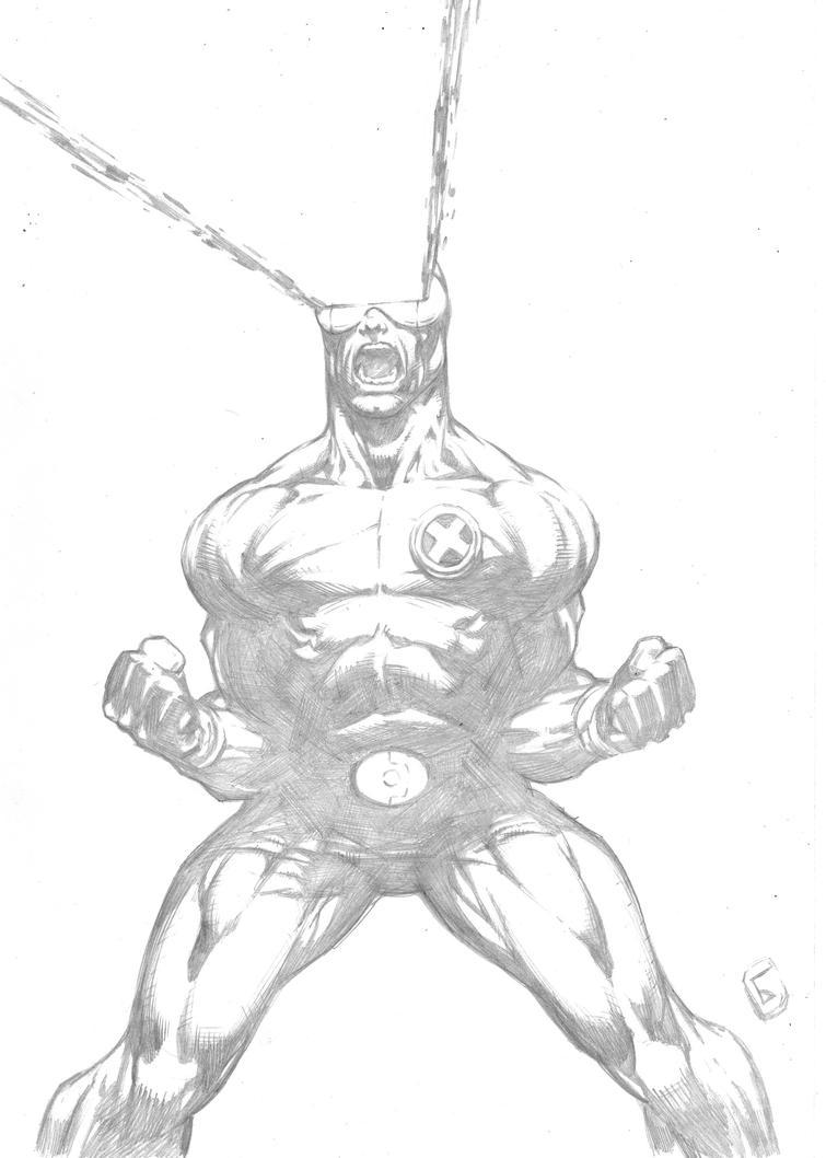 Cyclops by komus