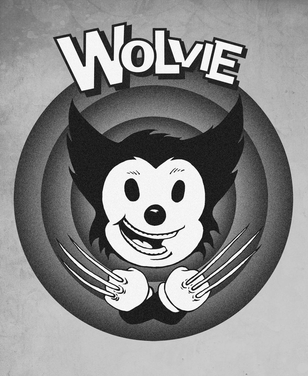 Wolvie by komus