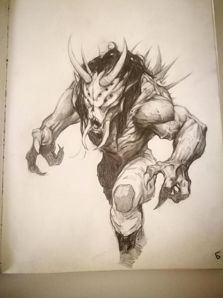 Tusks! by komus