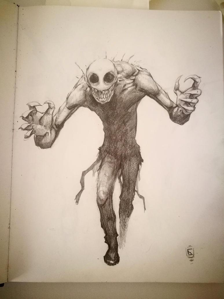 Creepster by komus