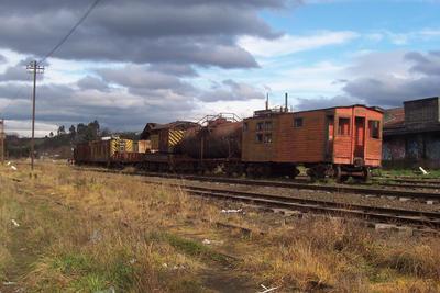 forsaken train