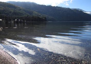 Pirihueico Lake