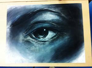 .::Charcoaled Eye::.