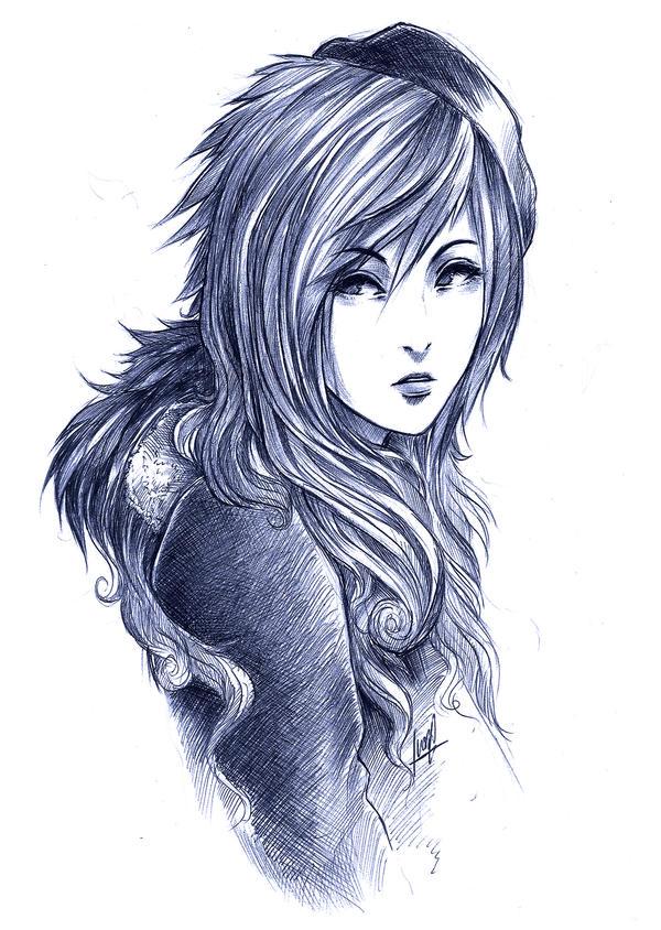.::Dani::. by Takamin