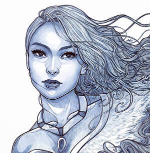 .:: Pocahontas ::. by Takamin