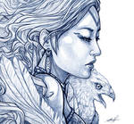 .:: Lady and the Eagle ::.