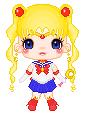 Sailor Moon Chibi by Maraqua