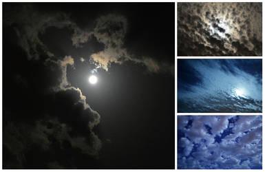 August '16 Full Moon by MyrtoGkiouli