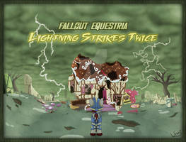 Fallout Equestria: LIghtning Strikes Twice cover