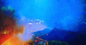 Hotel del Luna (Dorama) - painting