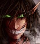 Fan Art Shingeki no Kyojin Titan