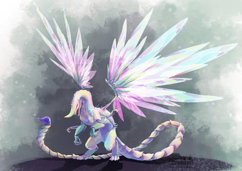Dragon Opaleye HarryPotter