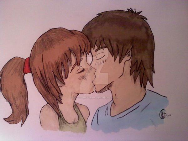 l'amour de deux by MattColvin