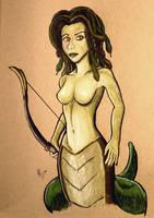 Medusa by Art-of-Matthew