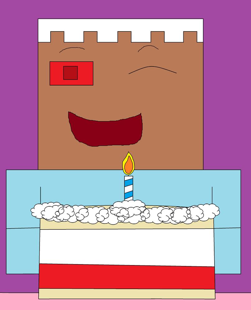 Happy Birthday to my watchers! by Nightmarecake4268