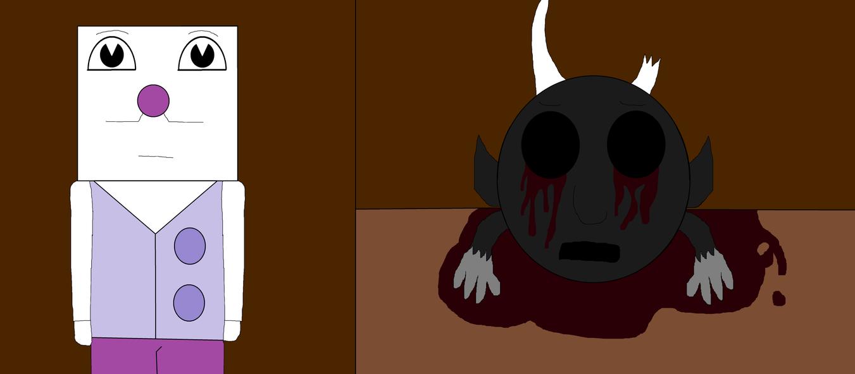 Devil's house- Dice and Devil by Nightmarecake4268