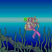 Sea Sorceress by Seriiko