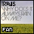 Why Does It Always Rain On Me Fanlisting - code by Elisabeth-LunaM