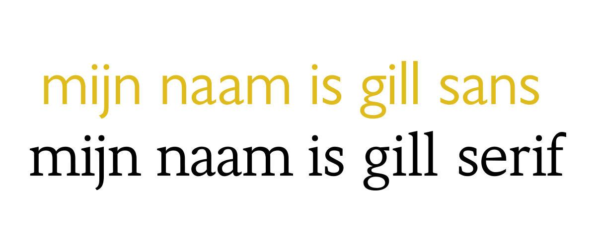 Gill Serif Regular v 4 by MartinSilvertant on DeviantArt