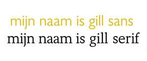 Gill Serif Regular v.4