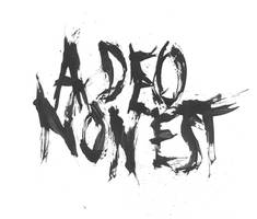 A Deo non Est brush lettering 2 by MartinSilvertant