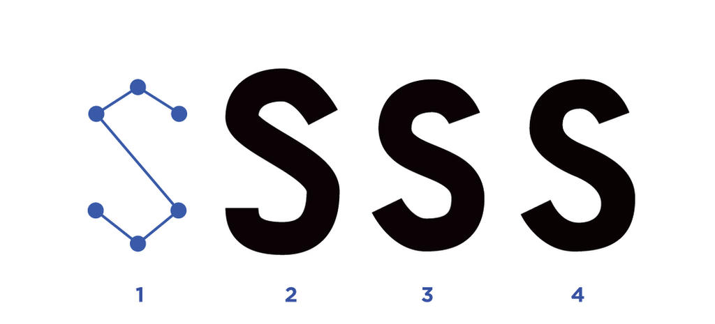 How to design a typeface - Figure 18 by MartinSilvertant