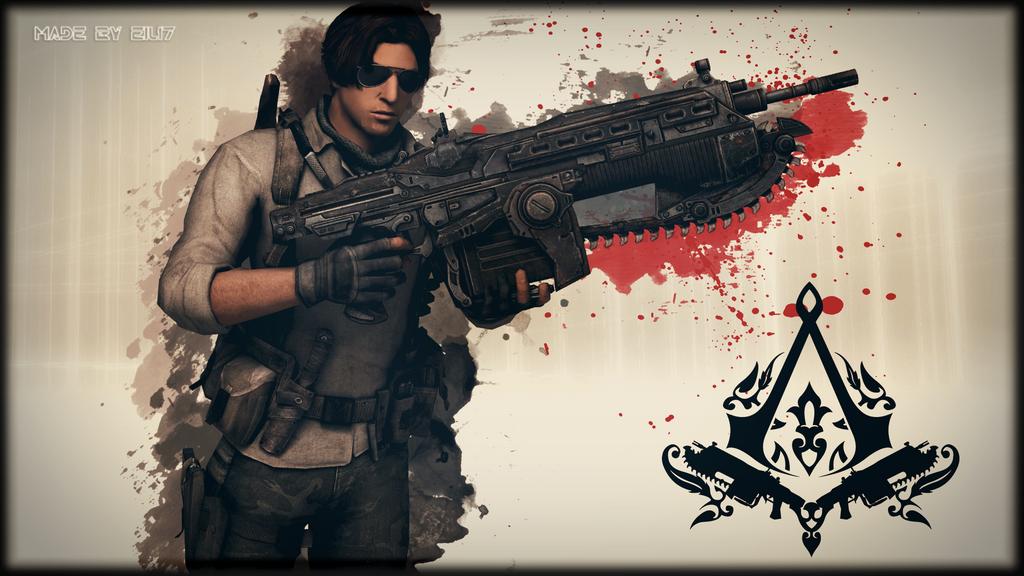 Modern Assassin by EiL17