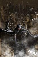 Batman by nbashowtimeonnbc