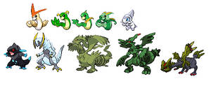 Pokemon Adoptables