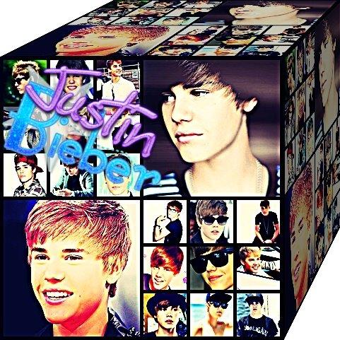 Justin Bieber Cubo by ItoEdiciones