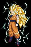 Goku ssj 4 DBAF