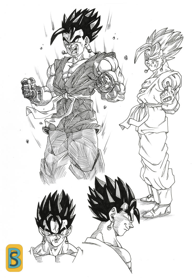 Character Design Dragon Ball Z : Quot super dragon ball heroes official discussion thread