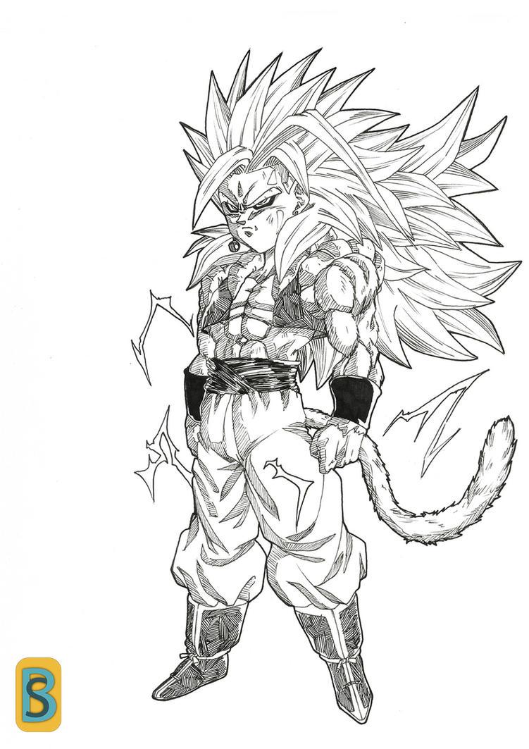 Dbz Goku Vs Bills Drawing Goku vs bills colour by  Bills Dbz Drawing