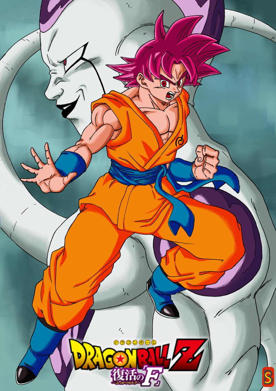 Dragon Ball Z Fukkatsu No F Stream