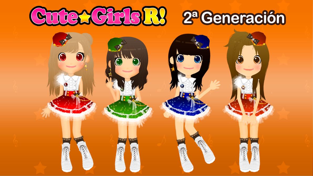 CuteGirls Revolution (2a Generacion) by dorremichi